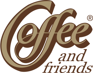 Coffee and friends Logo1